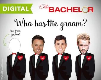 BACHELOR EDITION – Who has the groom? – Digital
