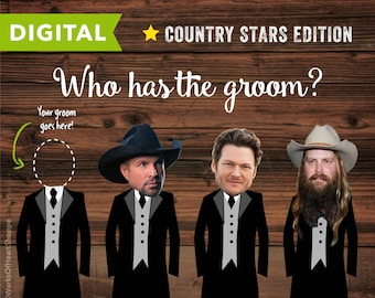 COUNTRY EDITION – Who has the groom? – Digital