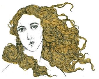 Aphrodite Large Print