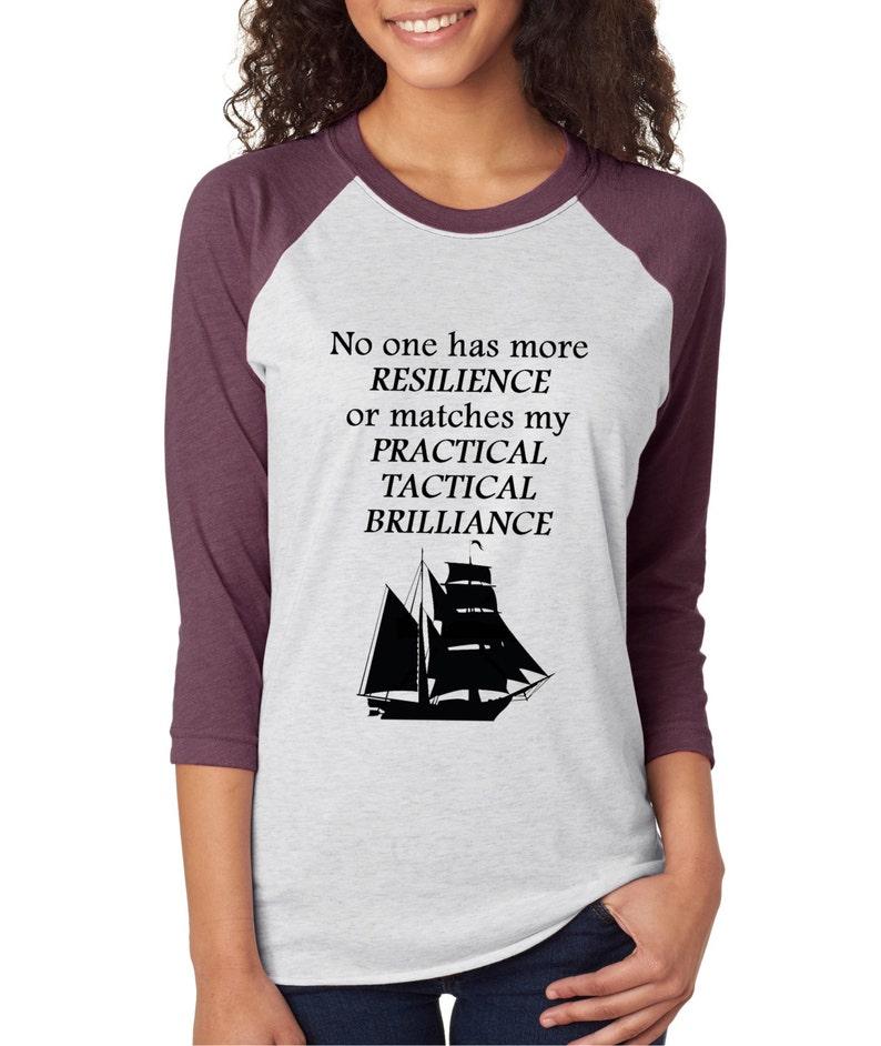 afb588a4 Guns and Ships Hamilton t-shirt unisex baseball tee tshirt | Etsy