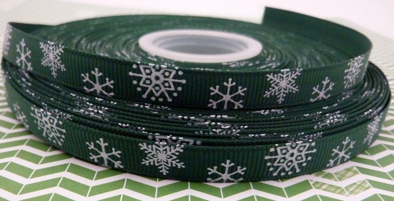 CARD MAKING//CRAFTS 1m x 16mm RED CHRISTMAS SNOWFLAKE WASHI//MASKING TAPE