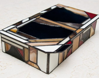Stained Glass Heirloom (Remote) Box