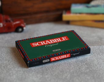 Dolls House Miniature Scrabble Game