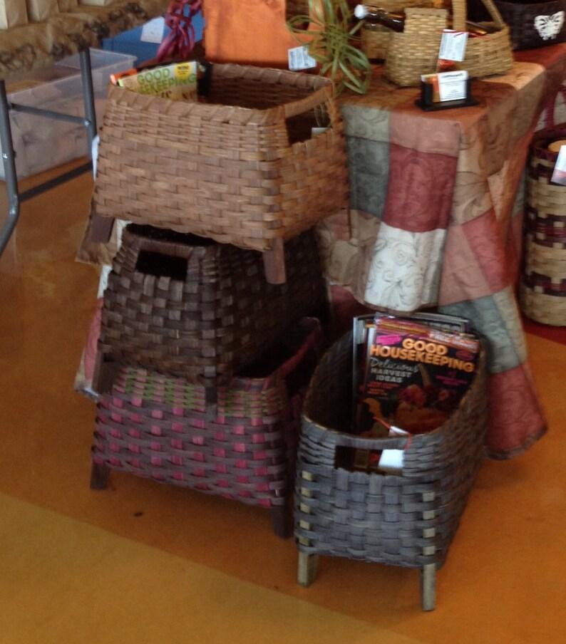 Magazine Baskets image 0