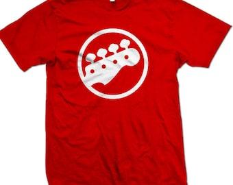 Scott Pilgrim T-Shirt Bass Player Shirt Tee