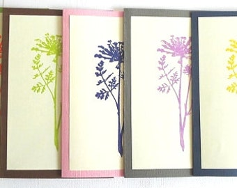 Embossed Greeting Card Set, Blank Note Cards, All Occasion Greeting Card Set, Stationery Set, Embossed Cards, Handmade Cards, Card Set