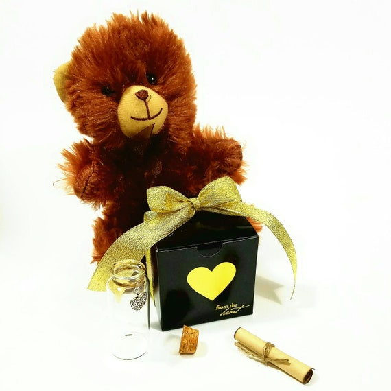 I LOVE YOU FOREVER Teddy Bear Gift Present Valentine NEW Cute Cuddly
