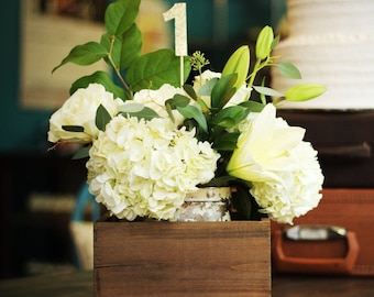"""3"""" Table Numbers for Wedding or Special Event."""