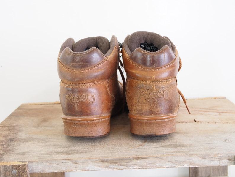 vintage Roper hiking boots