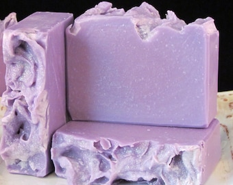 Lilac Silk Aloe Soap