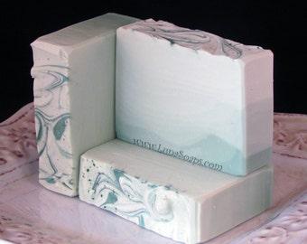 Green Sauce Silk Soap