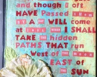 Hidden Path Journal / Blank Book