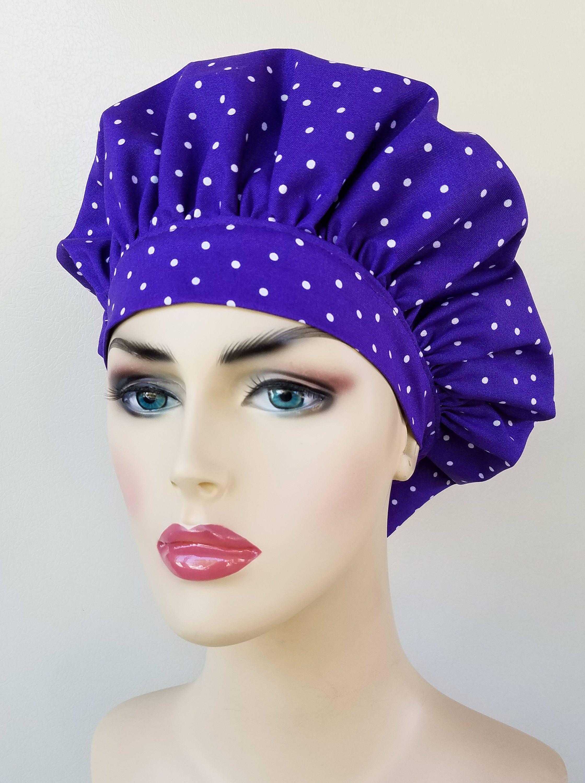 Bouffant surgical scrub hats ea6a17b92cb