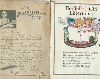jello girl entertains cookbook pages download