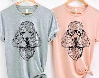 Poodle Mom  Shirt  Tank Top  Hoodie  Poodle Shirt  Poodle Gift  Poodle Top  Poodle Lover  Poodle Owner Gift  Poodle Mama  Poodles