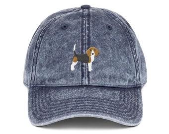 f20ddd51013 Beagle Embroidered Baseball Hat