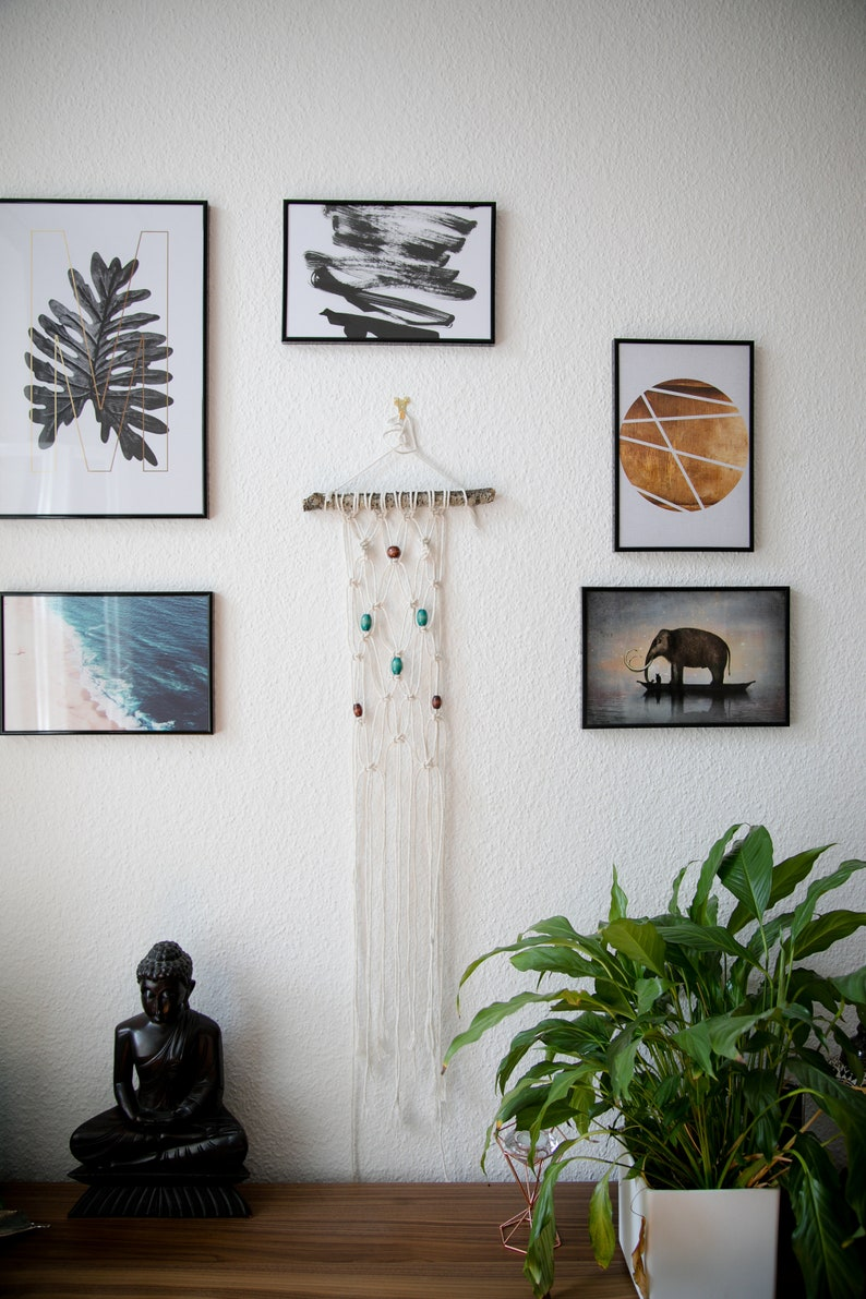 Macrame Wall Hanging Home Decor Accessories