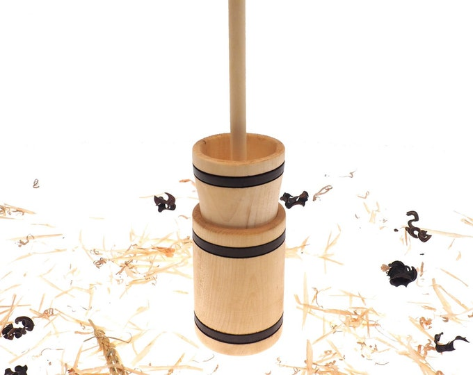 Small Fully Functional Butter Churner, vintage butter churner, personalized farmhouse churner,