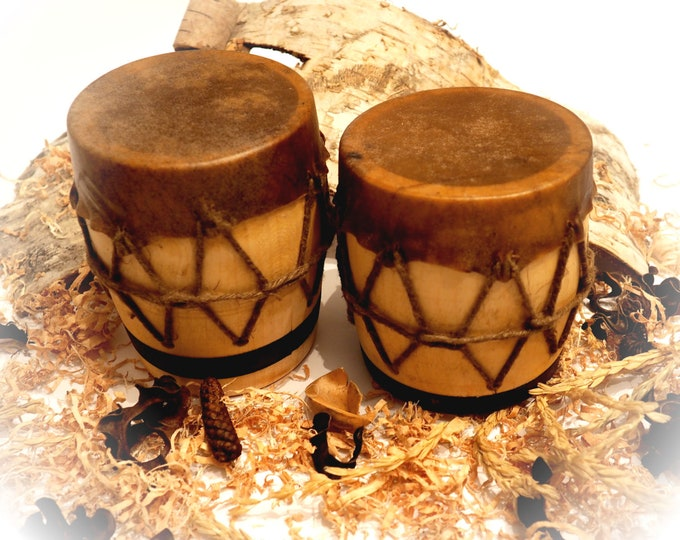 Wonderful small drum , shamanic , playable
