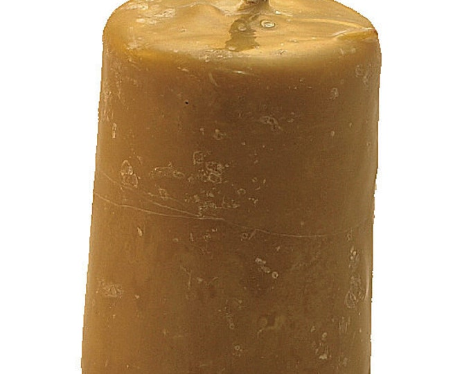 Pure Beeswax Candle Hand Made