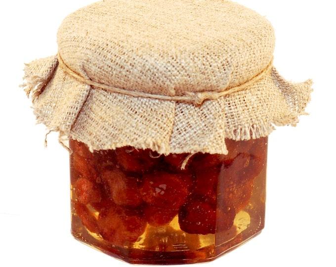Honey Dipped Cranberries