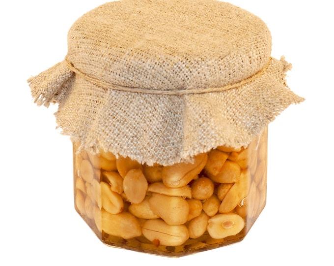 Honey Dipped Peanuts