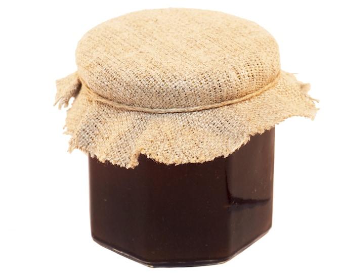 Spiced Pure Raw Honey