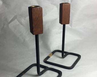 Danish Modern Candle Holders Denmark