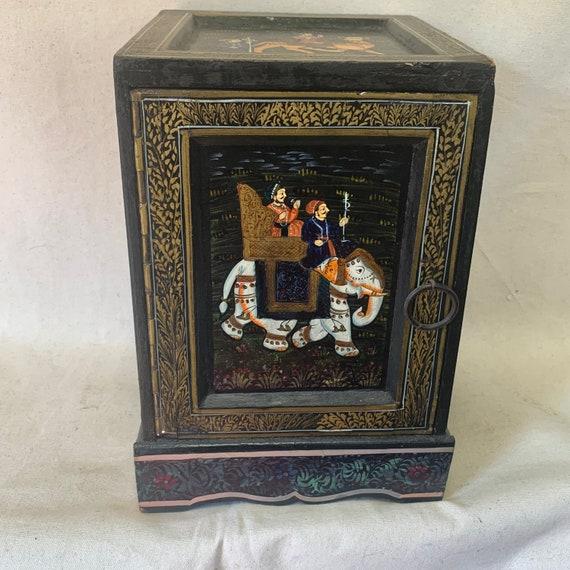 Painter Decorative Jewelry Box