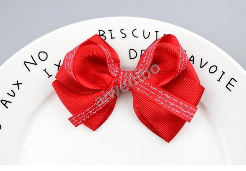 Craft Bow WH100026 Grosgrain Ribbon Bow,Wedding Bow Bow Decoration