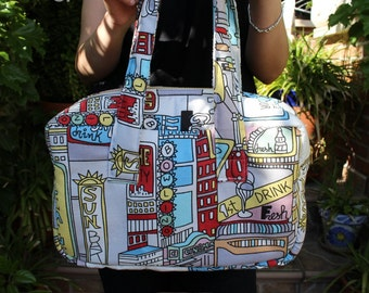 musician bag canvas tote bag trumpet bag saxo bag tote bag music school bag,instruments bag Music tote bag musical bag saxo tote bag