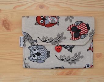 Owls coin purse,owl coin purse,owls purse,owl pouch,owls fabric,owls print,owls wallet,owls print purse,coin purse,canvas coin purse,owls