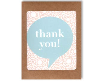 PREORDER - Thank You Boxed Set of 8 Greetings