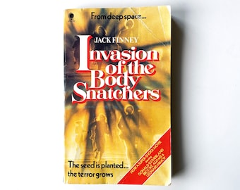 Invasion of the Body Snatchers by Jack Finney (Paperback) 1978 Film Tie-in