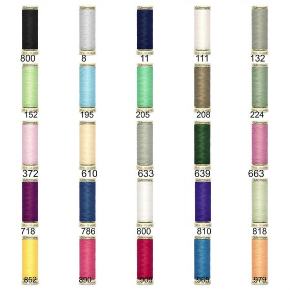 100m Gutermann Sew-all Thread 663