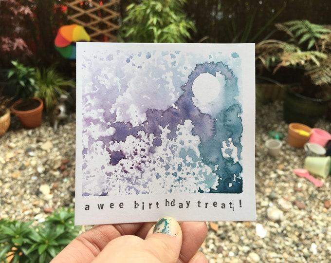 Katie Bee Gift Card ++ Gift Card, Gift Voucher, Bespoke Jewellery, Gift Certificate, Paper Goods, Handmade Gift