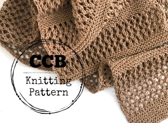 Emmilene Scarf Knitting Pattern Lace Scarf Spring Scarf Etsy