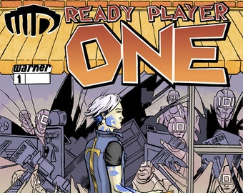 Ready Player One / Walking Dead 1 mash-up