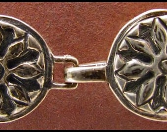 Water Flower Clasp - CL906
