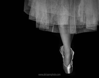 In the Wings, Ballet Photo Print