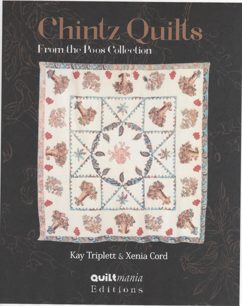 Chintz Quilts from the Poos Collection image 0