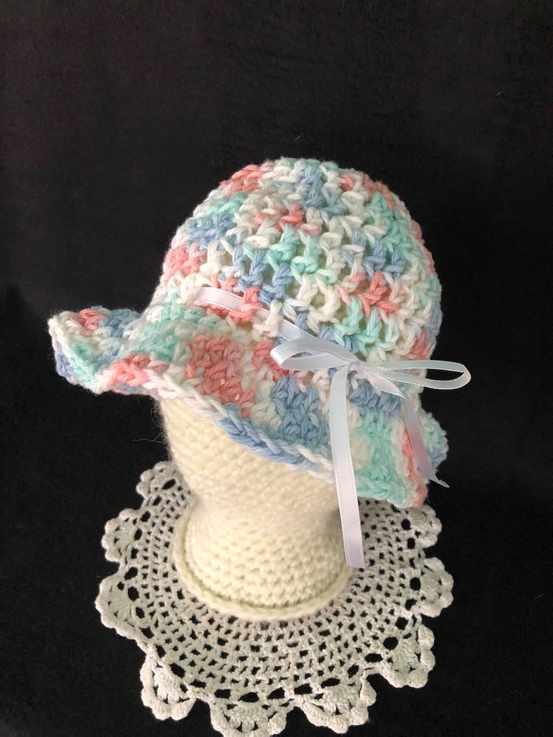Halloween Jade White Handmade Sizes 0-6 Months To Adult Crochet Pumpkin Hat