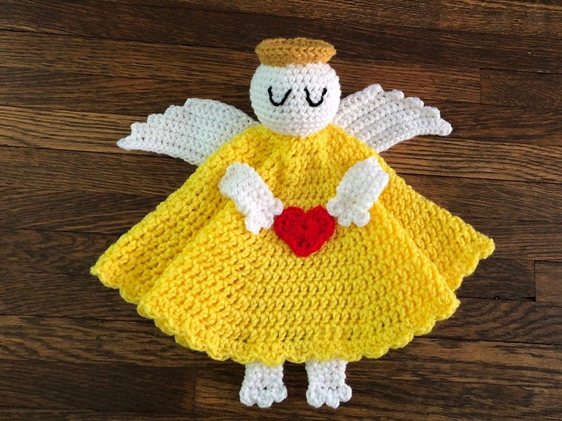 Amigurumi Crochet Angel Pattern | Supergurumi | 596x794