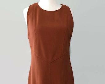 Vintage Karl Lagerfeld Designer Dress Made in Italy