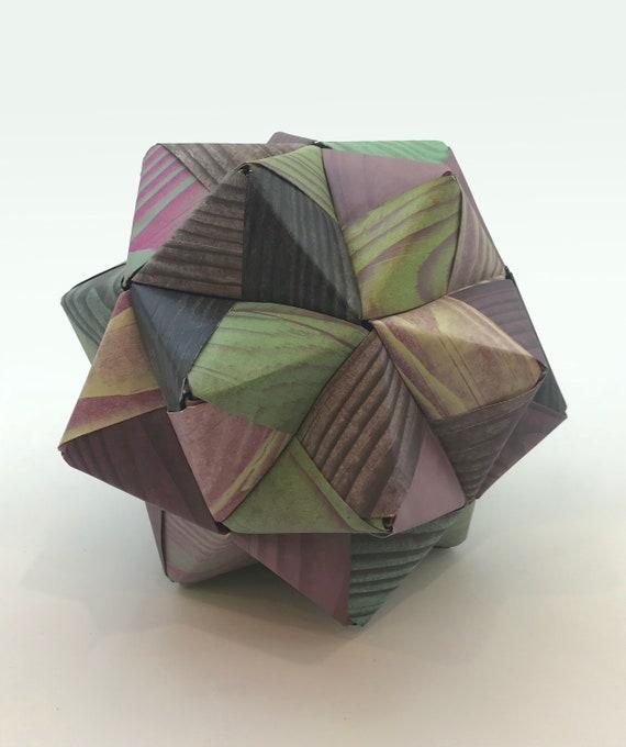 Stiefel | Faltanleitungen | Origami Kunst