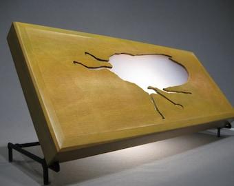 Desk lamp, Cicada