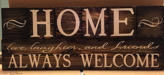 Home Always Welcome