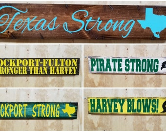 Rockport-Fulton Fundraiser Signs (Local Pick-up ONLY)