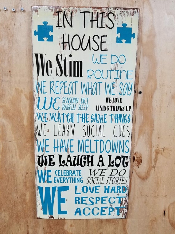In This House: Autism Family