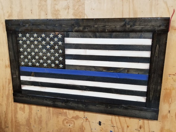 "Wooden Rustic-Style American Flag w/ Shell Casings (Framed; 26""x44"")"